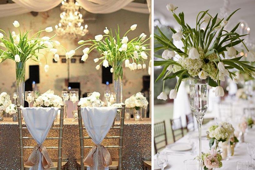 Table centerpiece flowers