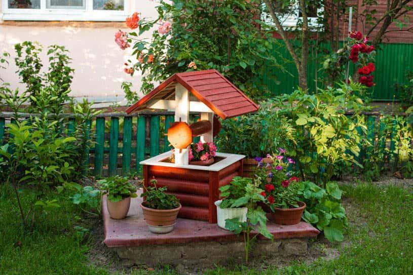 Home flower & garden decor